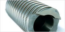 <h5>Helical broaching tools</h5>